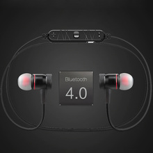 Awei Original Sport Bluetooth Earphone Fashion In-ear Stereo Earphone With Microphone Portable Earphone For iPhone Samsung HTC