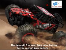 Buy Free Extra battery 2017 new high speed RC car 2615BK 1:16 Remote Controlled Car Electric Racing Car Adult Smart Electric Car Toy for $47.62 in AliExpress store