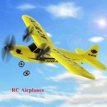 Buy Free RC Plane 150m Distance Kids Children Gift RC Plane TRC Plane Electric 2 outdoor rotate Remote Control Toys for $51.96 in AliExpress store