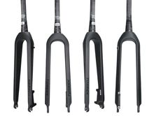 "TOSEEK Full Carbon Fork Bike 26 ""/ 27.5"" / 29 ""bicycle fork Tapered Steerter Carbon Bike Fork Bicycle Accessory"