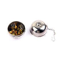 Zeegle Noverty Oriental Flavor Loose Leaf Herb Strainer Cute Designed Stainless Steel Seasoning Ball Portable Tea Balls