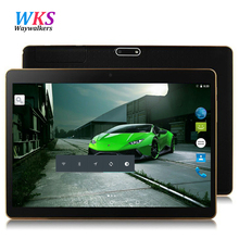 Waywalkers 9.6 inch T805S Octa Core MT6592 1.5GHz Android 5.1 4G LTE tablet android Smart Tablet PC, RAM 4GB ROM 64GB computer(China)