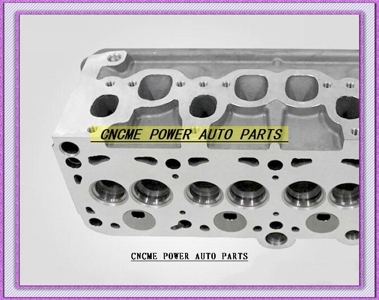 908 059 ABL AEF Cylinder Head For Skoda Pick-up 1.9L D SOHC 8V VW Transporter T4 Polo 1896cc 1
