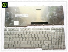 Spanish Keyboard For Toshiba Qosmio G50 G55 F60 X205 X305 X505 F750 F755 SP Keyboard MP-06876E0-6981 PK1301703H0