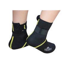 Water Sports Neoprene Diving Socks Anti Skid Beach Socks Swimming Surfing Adult Diving Boots Wet Suit Shoes(Long Type)