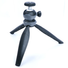 Universal Mini Table Tripod Leg Flexible Tripod Camera Stand Tripod Head Selfie Stick Monopod For Smartphones Cameras