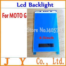 Brand New repair parts for Motorola Moto G XT1032 XT1028 XT1033 backlight back light Cell phone, free shipping