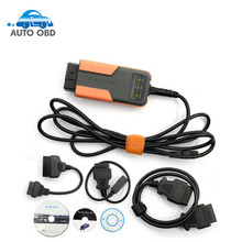 Hot sell MVCI for TOYOTA TIS, for VOLVO VIDA DICE and for HONDA HDS MVCI diagnostic scanner(China)