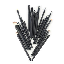 Buy New Professional 20Pcs Cosmetic Makeup Brush Set,Foundation Eyeshadow Eyeliner Lip Brand Make Brushes Set,beauty brush for $4.75 in AliExpress store