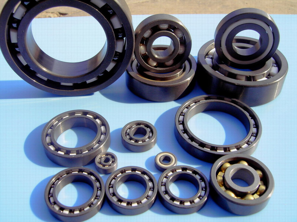 8mm bearings 688 Full Ceramic Si3N4 8mmx16mmx5mm Full Si3N4 ceramic Ball Bearing 628/8<br>