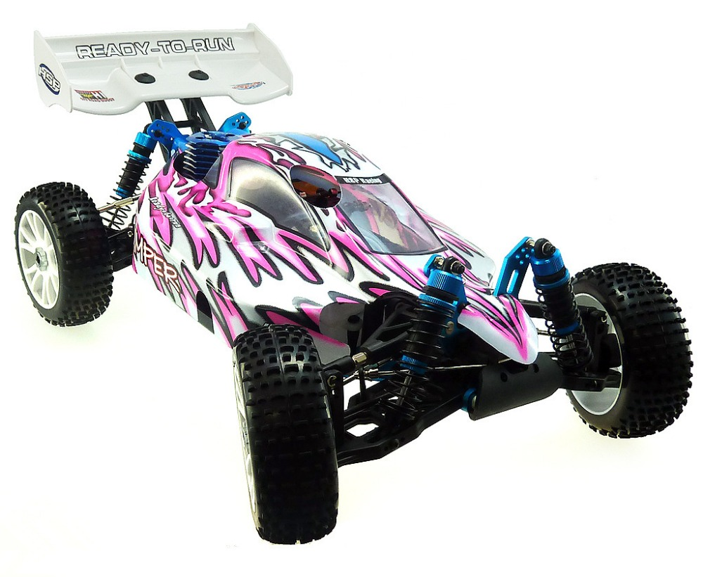 HSP Rc Car Nitro Gas Power 4wd 1/8 Scale Models Off Road Buggy 94860 CAMPER High Speed Hobby 4x4 Remote Control Car(China)