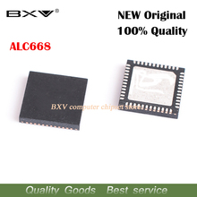 10pcs/lot ALC668 QFN-48 High Definition Audio Codec new original free shipping laptop chip(China)