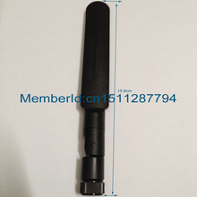 2.4G / 5.8G Dual 2 x 6dBi WiFi Antenna Booster (RP-SMA) For Wireless Router Dual Band Rocheck 2015 Good Quality(China)