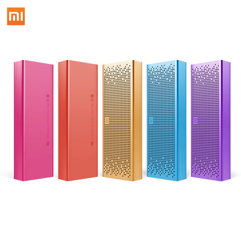 Original Xiaomi Mi Speaker Bluetooth Portable Wireless Stereo Loud Speaker Box Mini Portable MP3 Player For iPhone Samsung