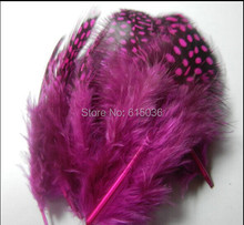 "Free shipping! 50pcs 3""-5"" / 8-12 cm pearl feather Rose red color feathers for mask jewelry craft dress making"