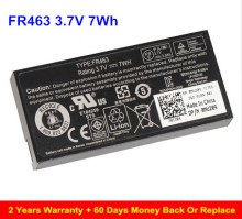 Original Battery for Dell FR463 P9110 U8735 Perc5i NU209 laptop battery DELL Perc H700 Poweredge RAID Controller