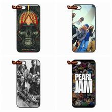 Pearl Jam PJ milwaukee poster Case Cover For iPhone X 4 4S 5 5C SE 6 6S 7 8 Plus Galaxy J5 J3 A5 A3 2016 S5 S7 S6 Edge(China)