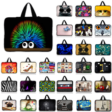 10.1 12 13.3 14 15.6 15.4 17.3 Inch Colorful design notebook laptop tablet bag For Samsung Macbook Asus Acer HP Lenovo