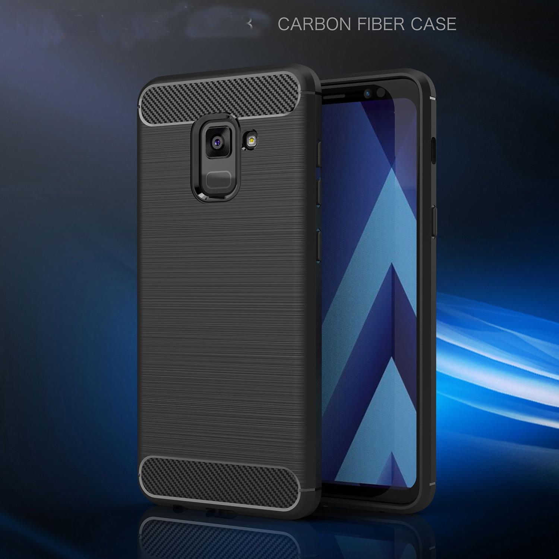 für Samsung Galaxy A8 Plus 2018 Lieferinhalt 1 x Telefonkasten 1 x Kleinpaket