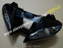 Hot Sales,Motorcycle Headlight For Yamaha YZFR6 2006 2007 YZF 600 R6 06 07 Head Light Lamp Assembly Headlamp Lighting Moto Parts(China)