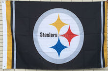 Pittsburgh Steelers Outdoor American Football College Flag 3X5FT Drop Shipping Custom Club Sport Flag