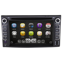 7 inch 2 din Car DVD GPS for Kia old Cerato Sorento Sportage Car Radio Head unit Bluetooth ATV 3G usb host+map+microphone(China)