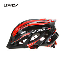 Lixada Ultralight Cycling Helmet Outdoor Men Women Bike Helmet 21 Vents Motor Safety Protective Helmets Casco Ciclismo 58~62cm
