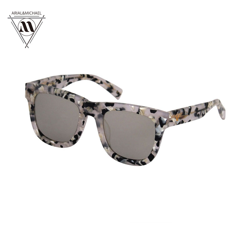 Arial&amp;Michael Womens Fashion Vintage Sunglasses Classic Square Eyewear Coating Glasses Retre Sunglasses gafas oculos de sol<br><br>Aliexpress