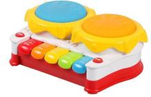 Newest Electronic Multifunctional Hand Drum  Toys For Children Kids Best Gifts  Musical Toys For Kids