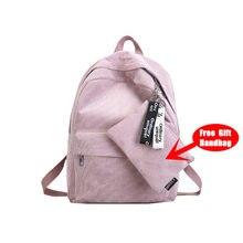 13add26f8b19 Women Backpack for School Teenagers Girls Vintage Stylish School Bag Ladies  Cotton Fabric Backpack Female Bookbag Mochila Bags
