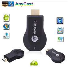 AnyCast M2 Plus Airplay 1080P Wireless WiFi Display TV Dongle Receiver HDMI TV Stick DLNA Miracast for Smart Phones Tablet PC