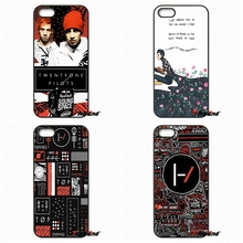 Twenty One Pilots 21 Hard Phone Case Cover Coque For iPhone 4 4S 5 5C SE 6 6S 7 Plus Galaxy J5 J3 A5 A3 2016 S5 S7 S6 Edge