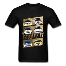 Men t-shirt Group B New Design New Rally Car Tee Shirts Short Sleeve Homme TShirt Plus Size DIY Tops shawn mendes sherlock(China)
