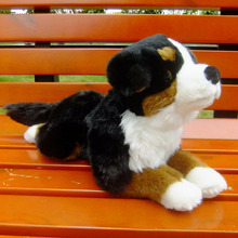 Kids Toys Plush Stuffed Animals Simulation Bernese Mountain Dolls Very Nice Gift Toy Store