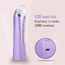 Pro Electric Face Skin Tightening Lifting Blackhead Remover Machine USB Charging Household Use Blackhead Vacuum Suction Cleaner(China)