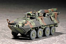 TRUMPETER 07269 1/72   USMC Light Armored Vehicle-Recovery (LAV-R)  Assembly Model kits scale model  3D puzzle vehicle model