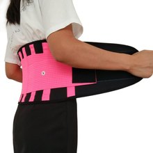 Professional Sports Lumbar Support Belt Strength Training Belt Neoprene Waist Protector Brace 9Colors