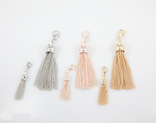 2017 Newest Alloy Tassel Dangle instantly dresses up Heritage Floating Locket for Mother's Day Silver Gold Rose Gold 10pcs/lot(China)