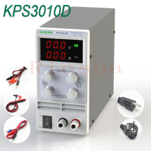 KPS3010D Adjustable High precision double LED display switch DC Power Supply protection function 30V10A 110V-230V 0.1V/0.01A