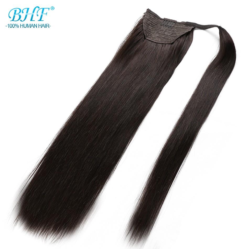 ponytail human hair (5)