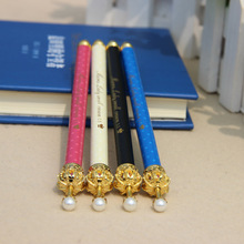 New Fashion & Cute Crown Style Ballpoint Pens,Office and School Pen for Kids Children Students and Office Ball pen