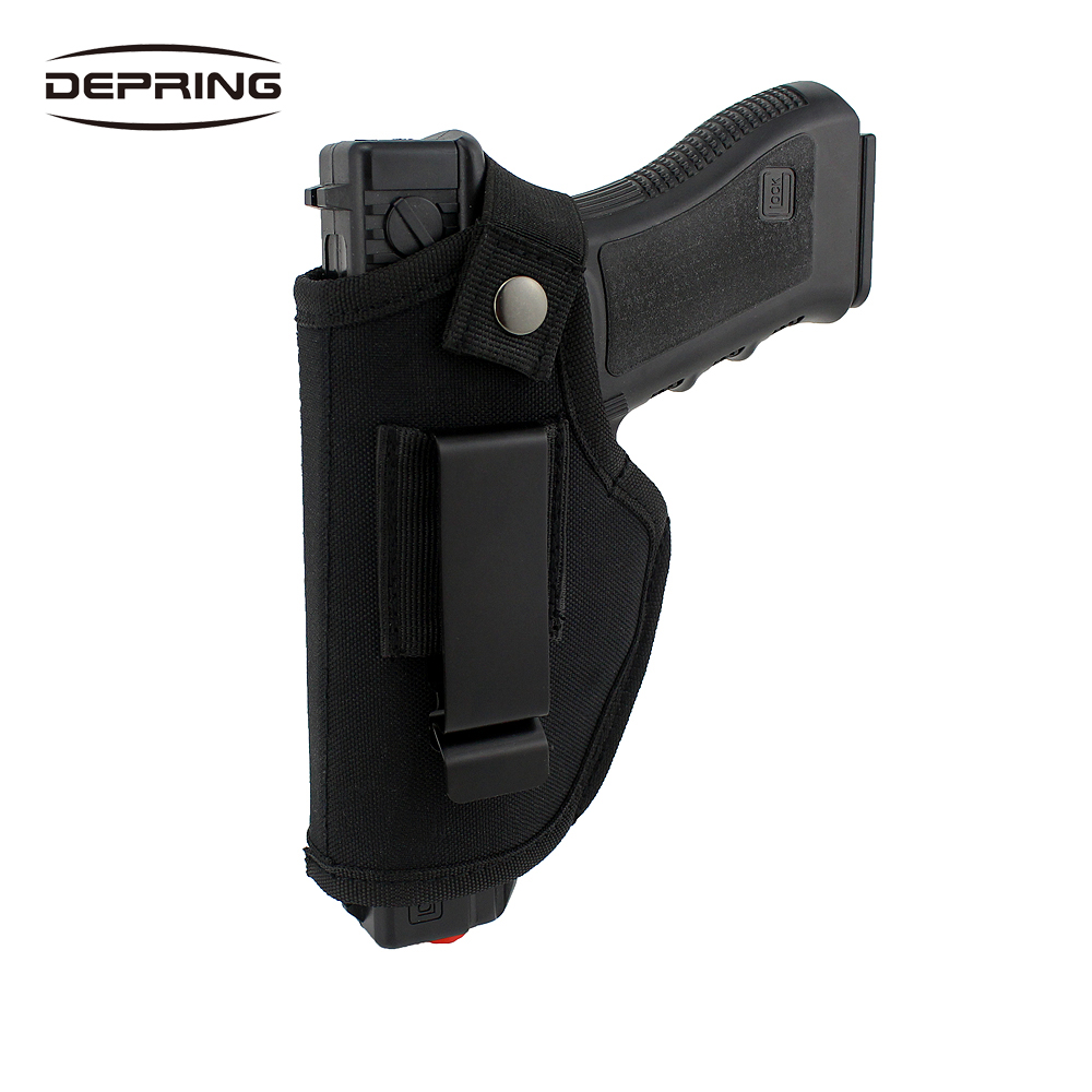 Depring Gun Holster Concealed Carry Handguns Right Subcompact IWB OWB for Left Hand-Draw title=