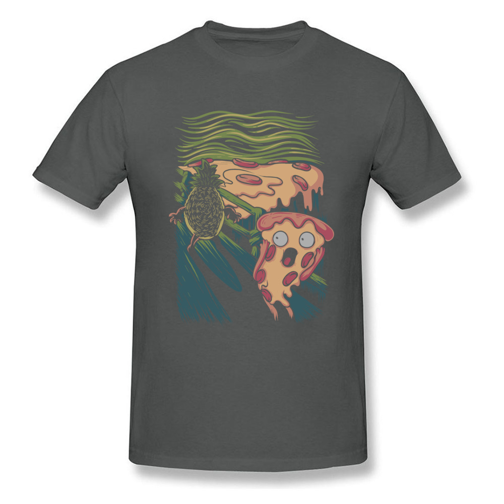 Pizza Nightmare Special Young Tshirts O-Neck Short Sleeve Cotton Fabric Tops T Shirt Casual Tops & Tees Drop Shipping Pizza Nightmare carbon