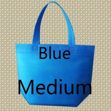32*38*10 Medium Size Eco Reusable Shopping Bags Grocery Bags Convenient Totes Bag Shopping Red Cotton Tote Bag