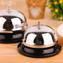 NOOLIM New Fashion Restaurant Service Counter Table Stainless Steel Table Bell(China)