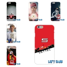 Sebastian Vettel Scuderia Ferrari Silicon Soft Phone Case For HTC One M7 M8 A9 M9 E9 Plus Desire 630 530 626 628 816 820(China)