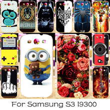 TAOYUNXI Silicon Plastic Phone Case For Samsung Galaxy S3 S III I9300 Cover I9305 I9308 GT-I9300 GT-I9301 S3 Neo Bag Shell Case(China)