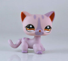 Pet Short Hair Cat Animal child girl boy figure loose cute LP952(China)