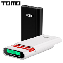 TOMO M4 Power Bank 18650 Li-ion Battery Charger DIY Mobile Intelligent PowerBank Dual Output without battery