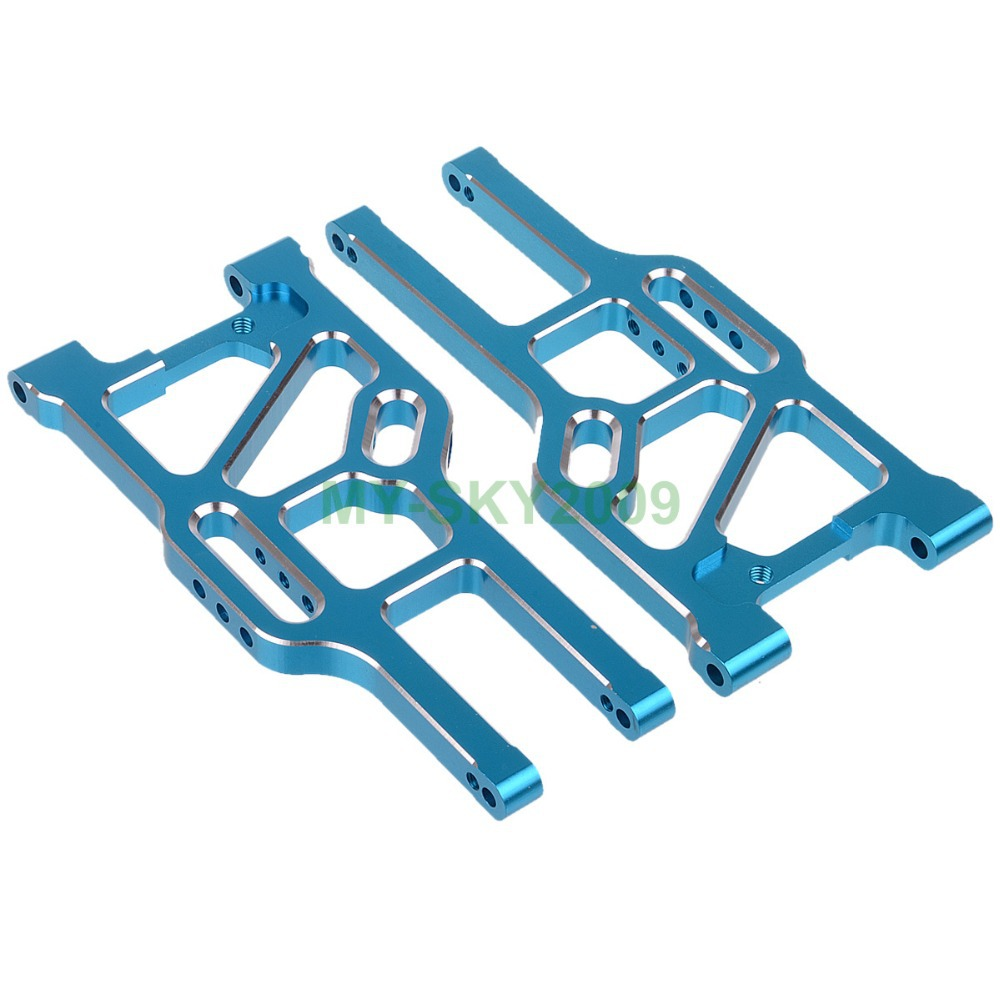 HSP 860003 (60005N) Upgrade Parts 1/8 RC Model Car Front Lower Suspension Arm Fit HIMOTO REDCAT RACING<br><br>Aliexpress